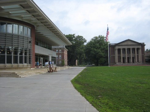 Paresky Center and Chapin Hall