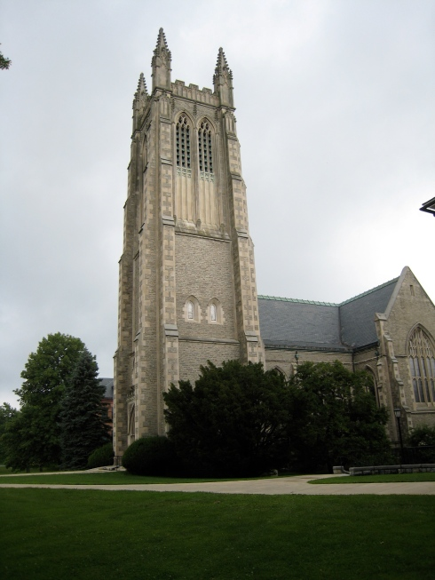 Thompson Memorial Chapel